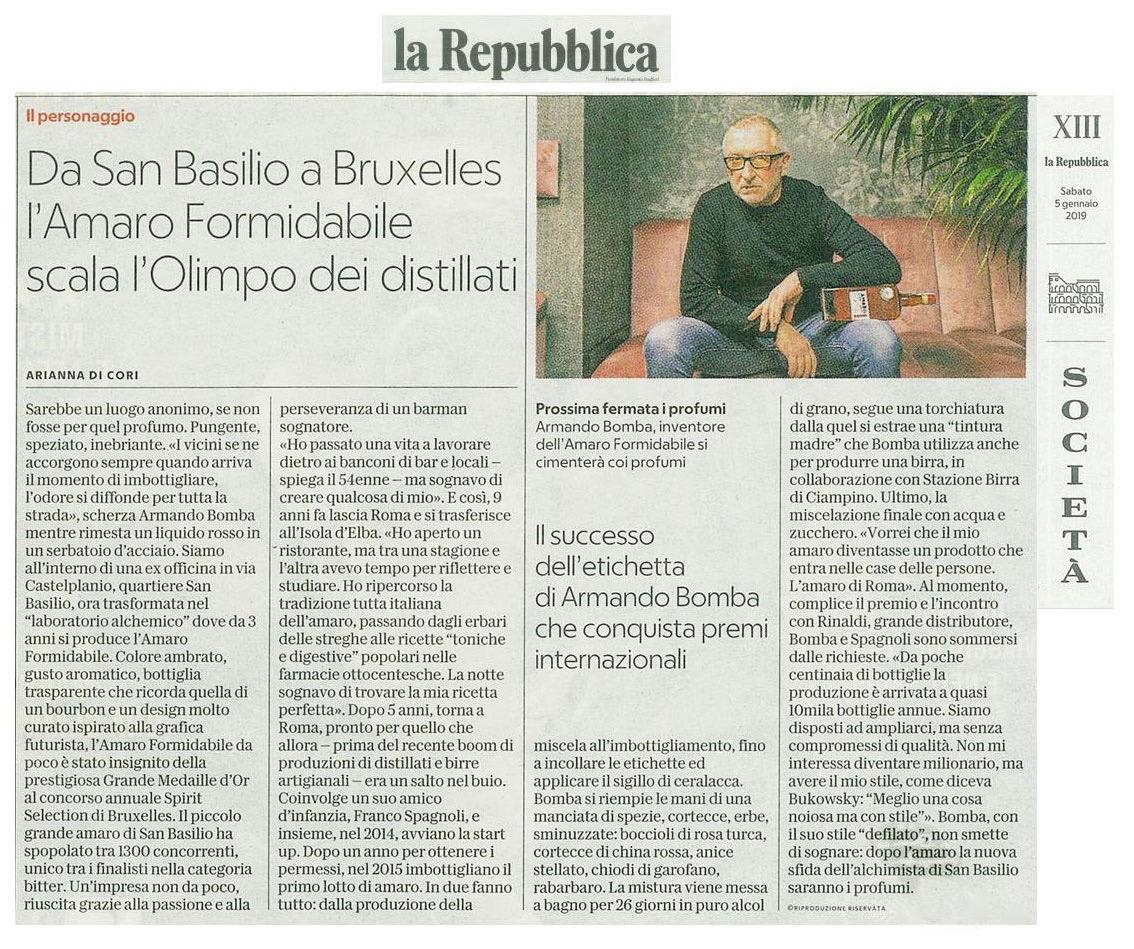 Formidabile-Repubblica